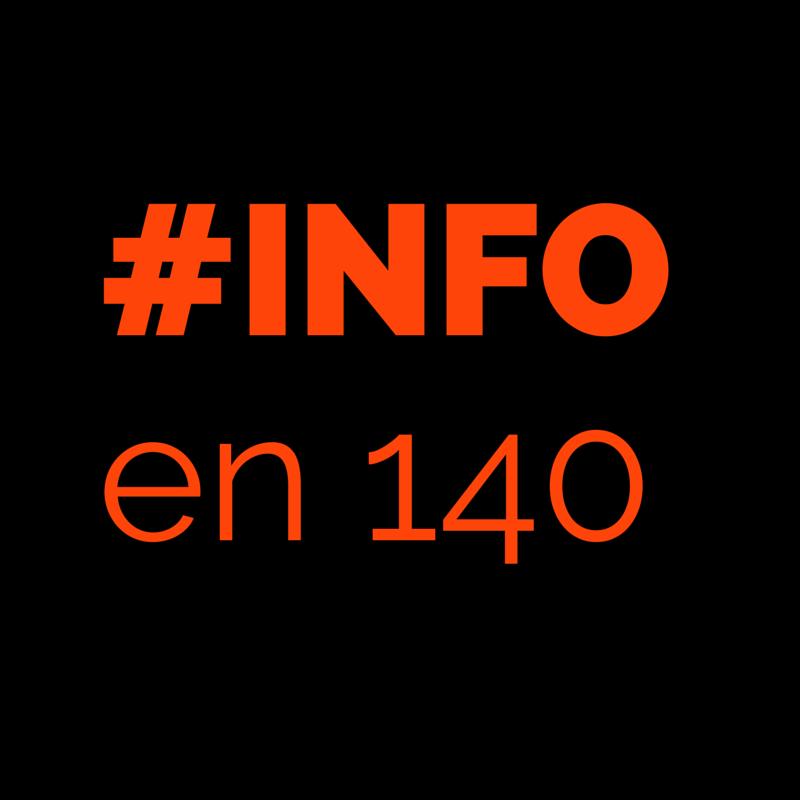 #INFOen140