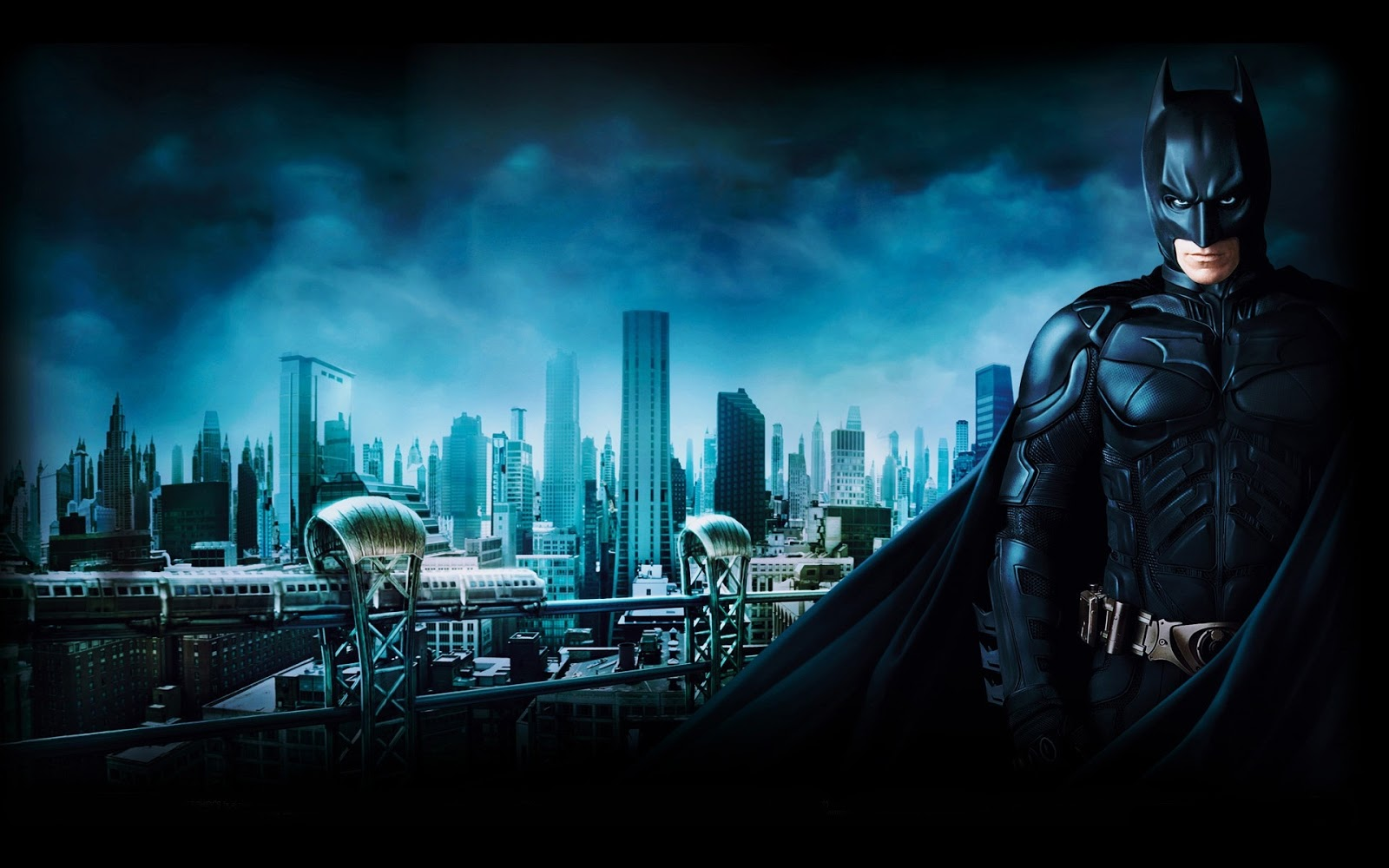 Batman 3 Gotham City Game