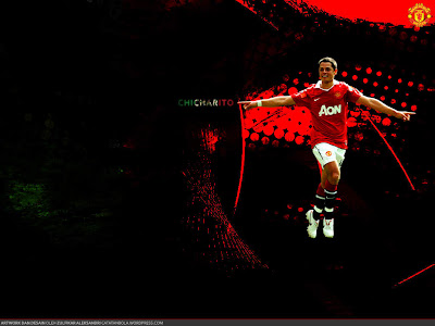 Javier Chicharito Hernandez Wallpaper - MU Wallpapers