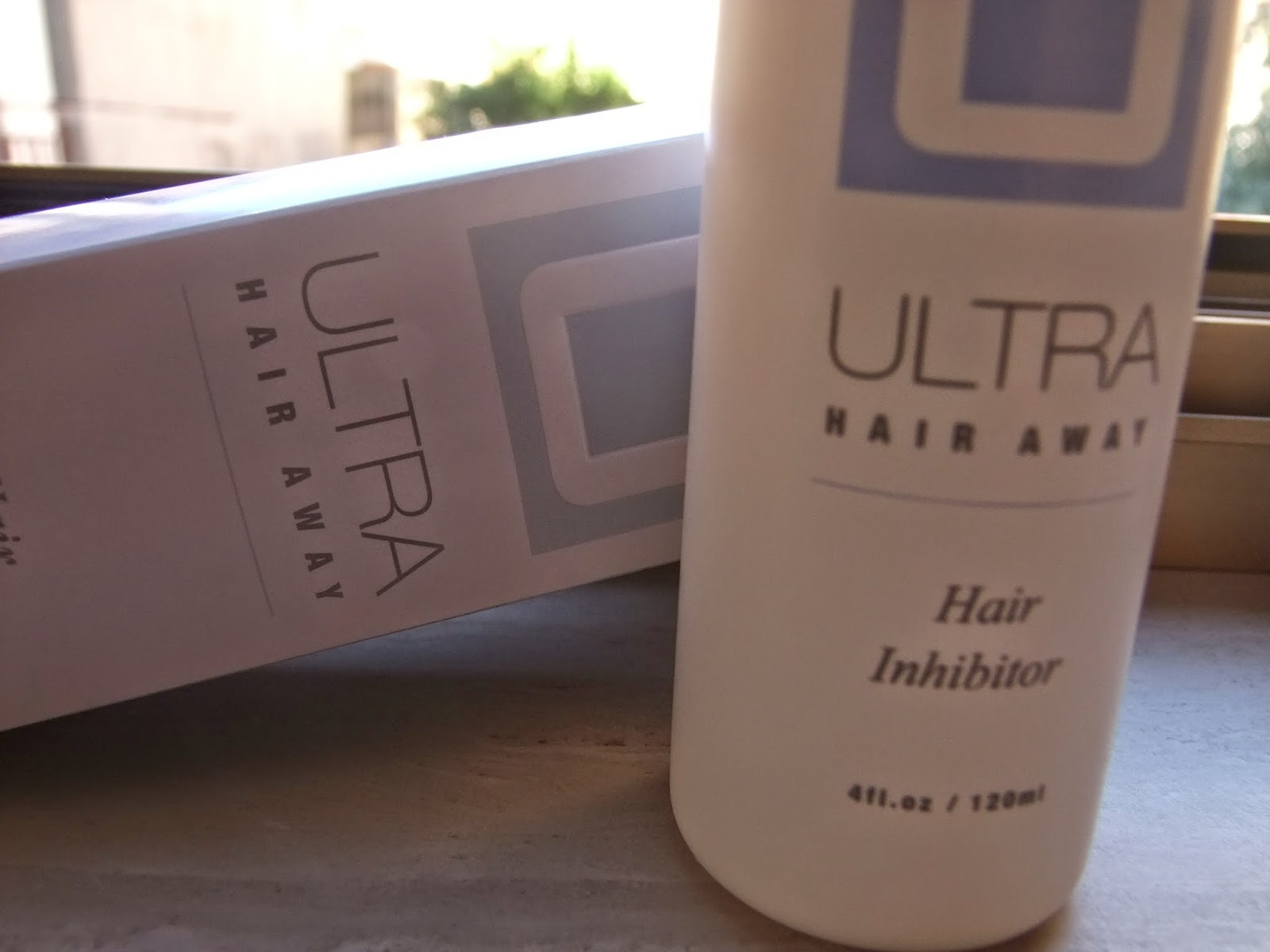 ultra hair away:inibitore della crescita dei peli superflui!!!