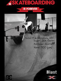 Skateboarding is forever - DC