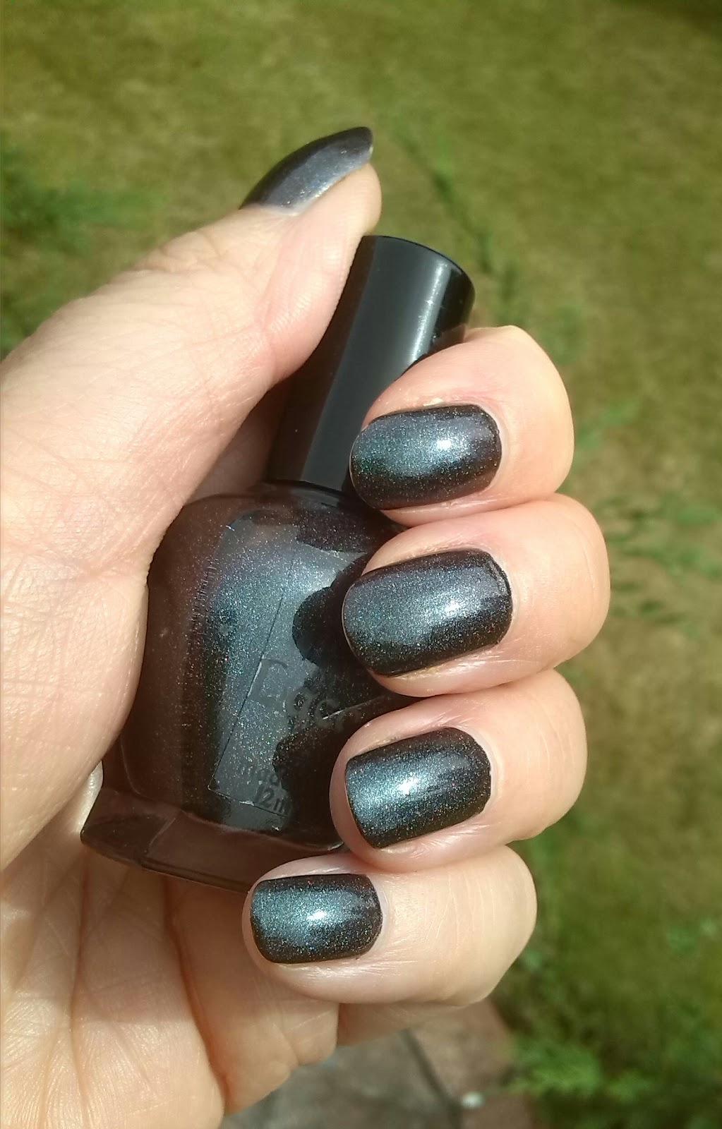 Dark Metal Lacquer The Day of Night