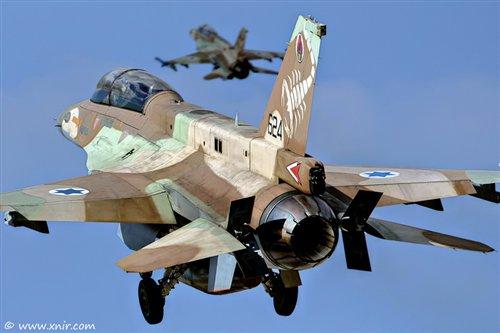 f 16d barak israel air