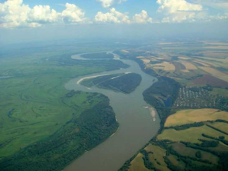 Sungai Terpanjang Ketujuh Di Dunia
