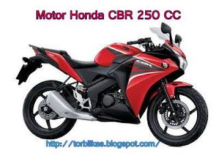 Jual Motor Honda CBR 250 CC Bekas Terlengkap Lawas dan Baru