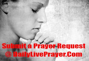 Daily Live Prayer .Com