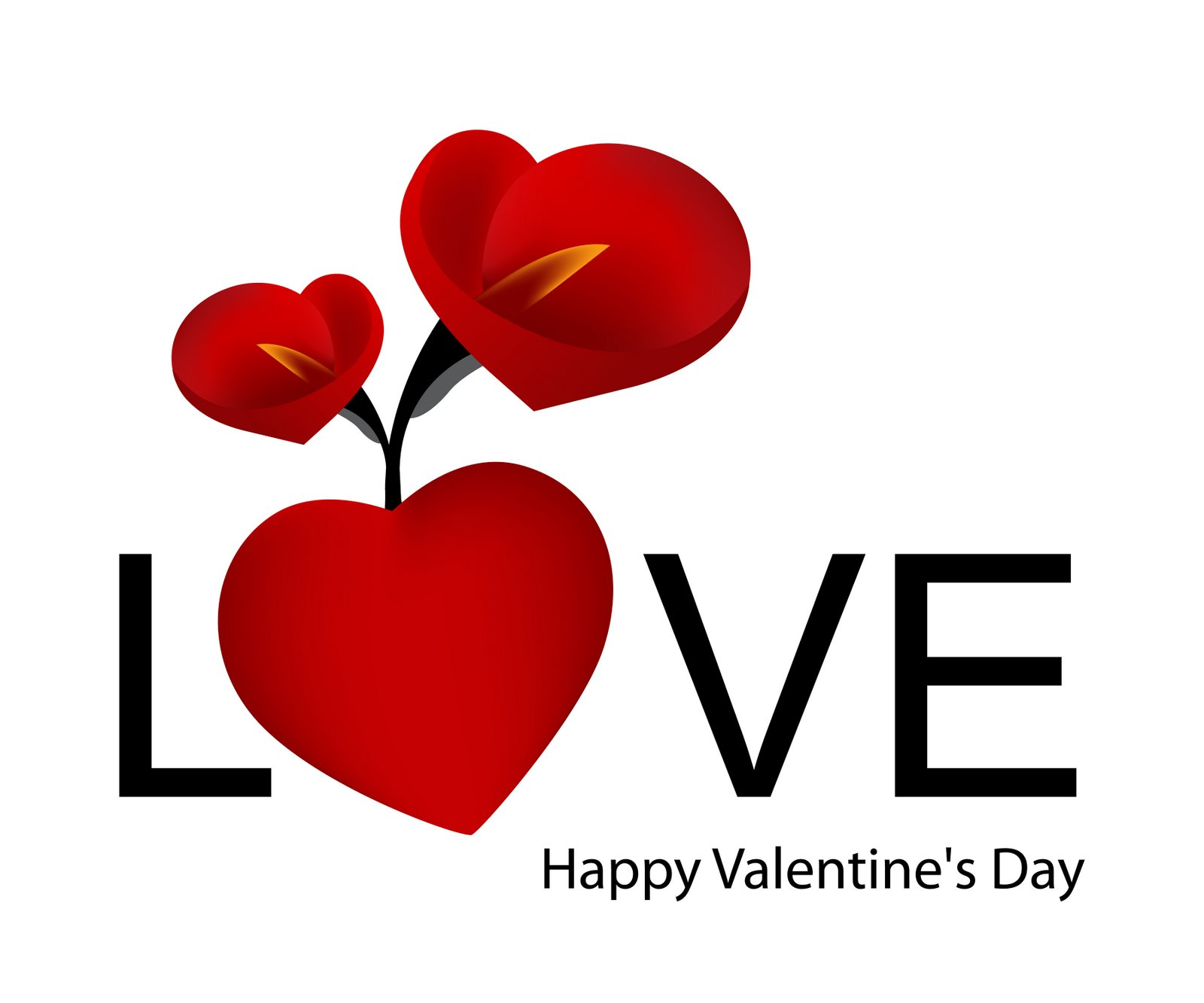 Valentines day wishing quotes with beautiful red flowers flowers special valentines day wishing quotes wallpaper are here for lovers a collection of beautiful red flowers with nice quotes about valentines day 2012 izmirmasajfo