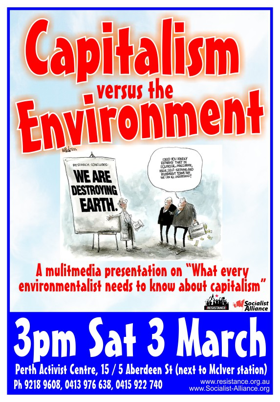 capitalism and the enviroment Capitalism and enviroment ← previous picture next picture .