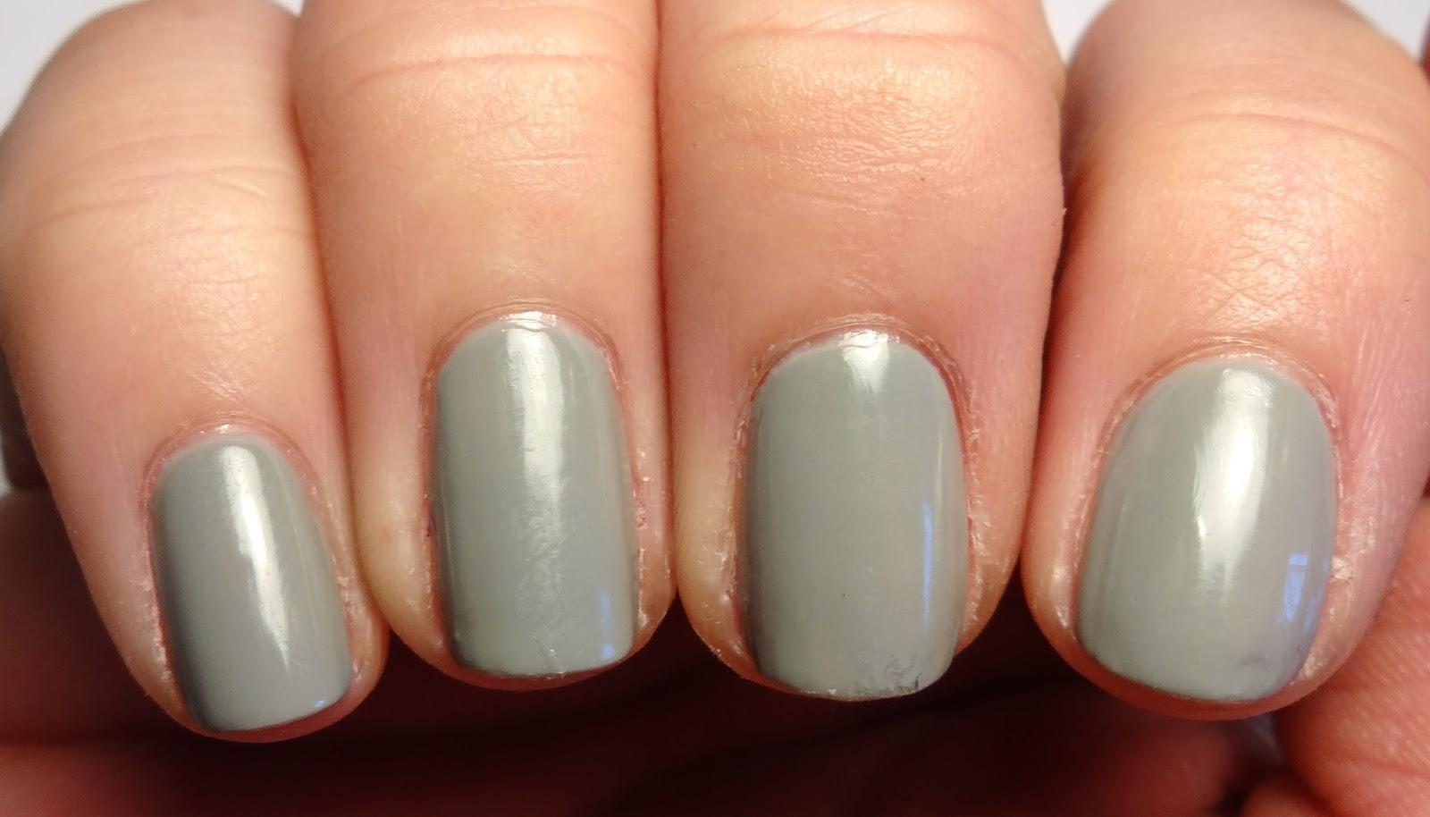 Grey Base Color