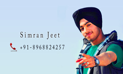 Contact Simran Jeet