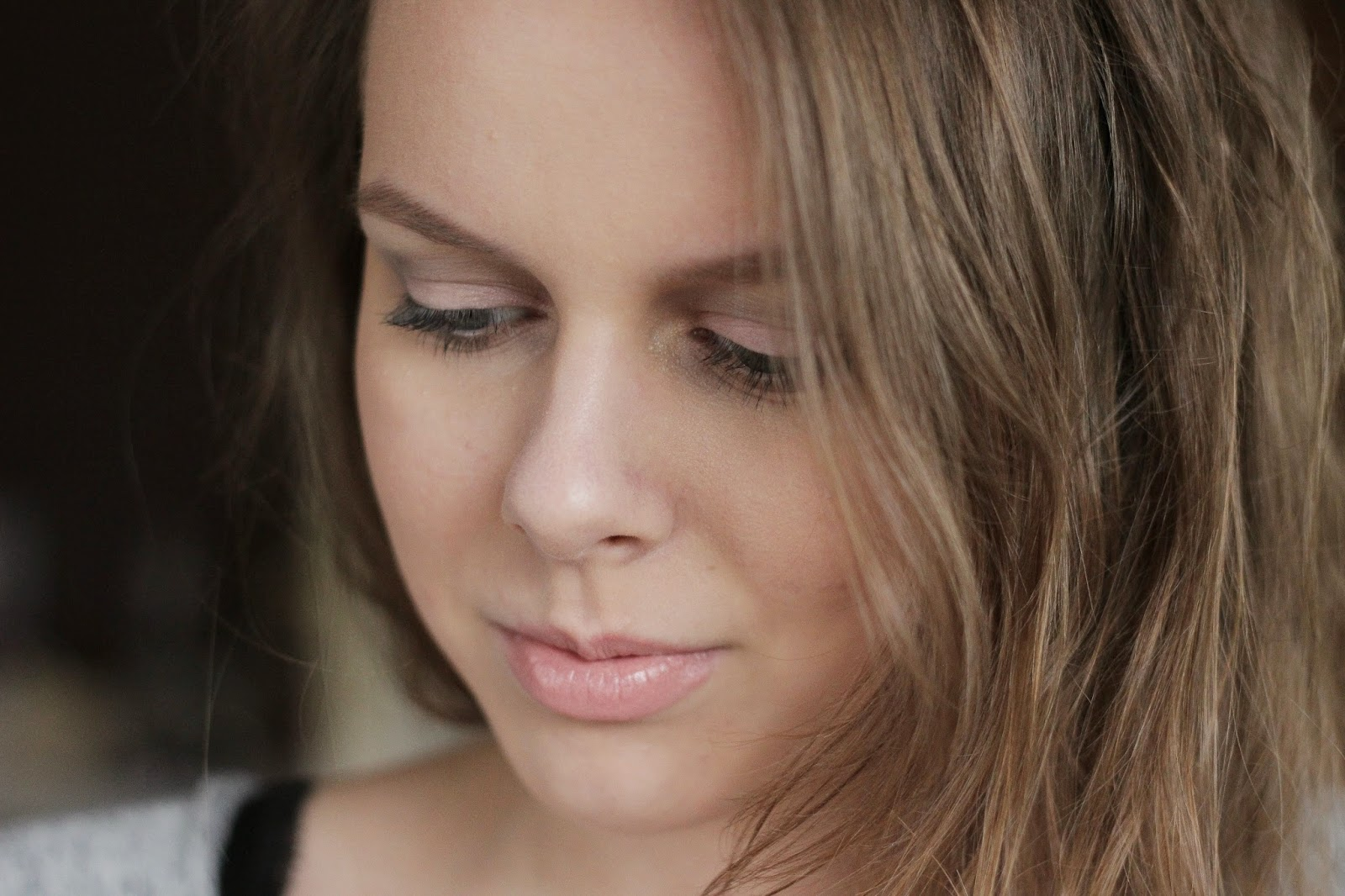 catrice make-up look, look of the day pinks and purples