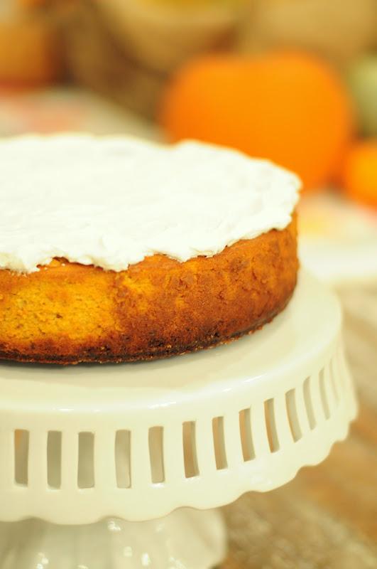 the driveway of Life: Pumpkin Cheesecake