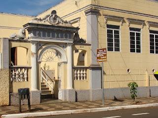 Centro Cultural - Museu do Cotidino de Brotas e Biblioteca Municipal