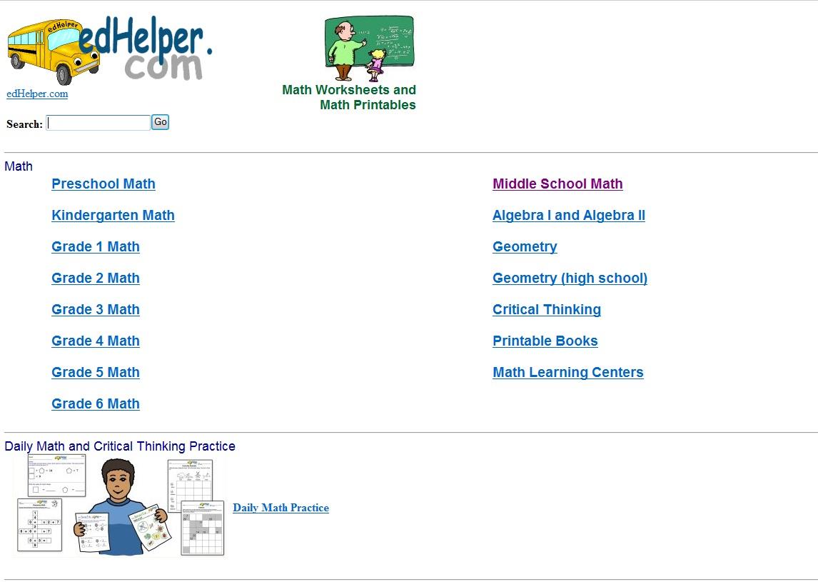Worksheets Answers To Edhelper Worksheets hts summer learning blog june 2012