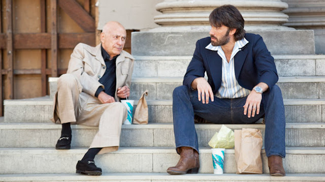 Ben Affleck and Alan Arkin in Argo