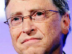 Bill Gates , World's richest man, , America Movil