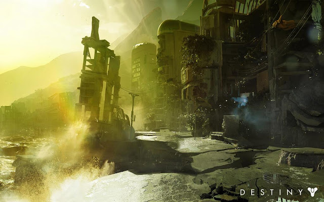 city of ruins destiny artwork