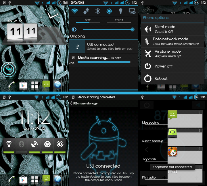 NeoX Custom Rom for Galaxy Y Duos S6102