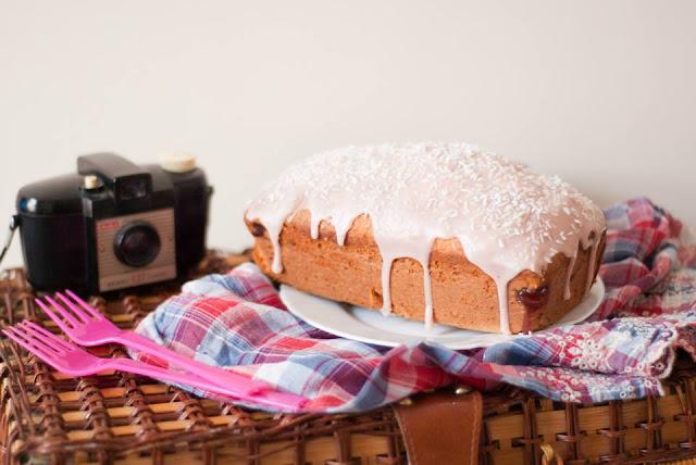 coconut, strawberry, loaf, cake, recipe, food, blog, blogger, uk,