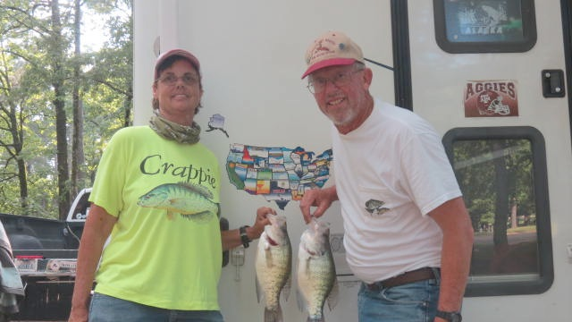 Passport america site seers national senior fishing for Senior fishing license