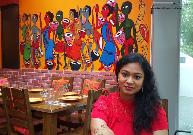 myra restaurant in singapore