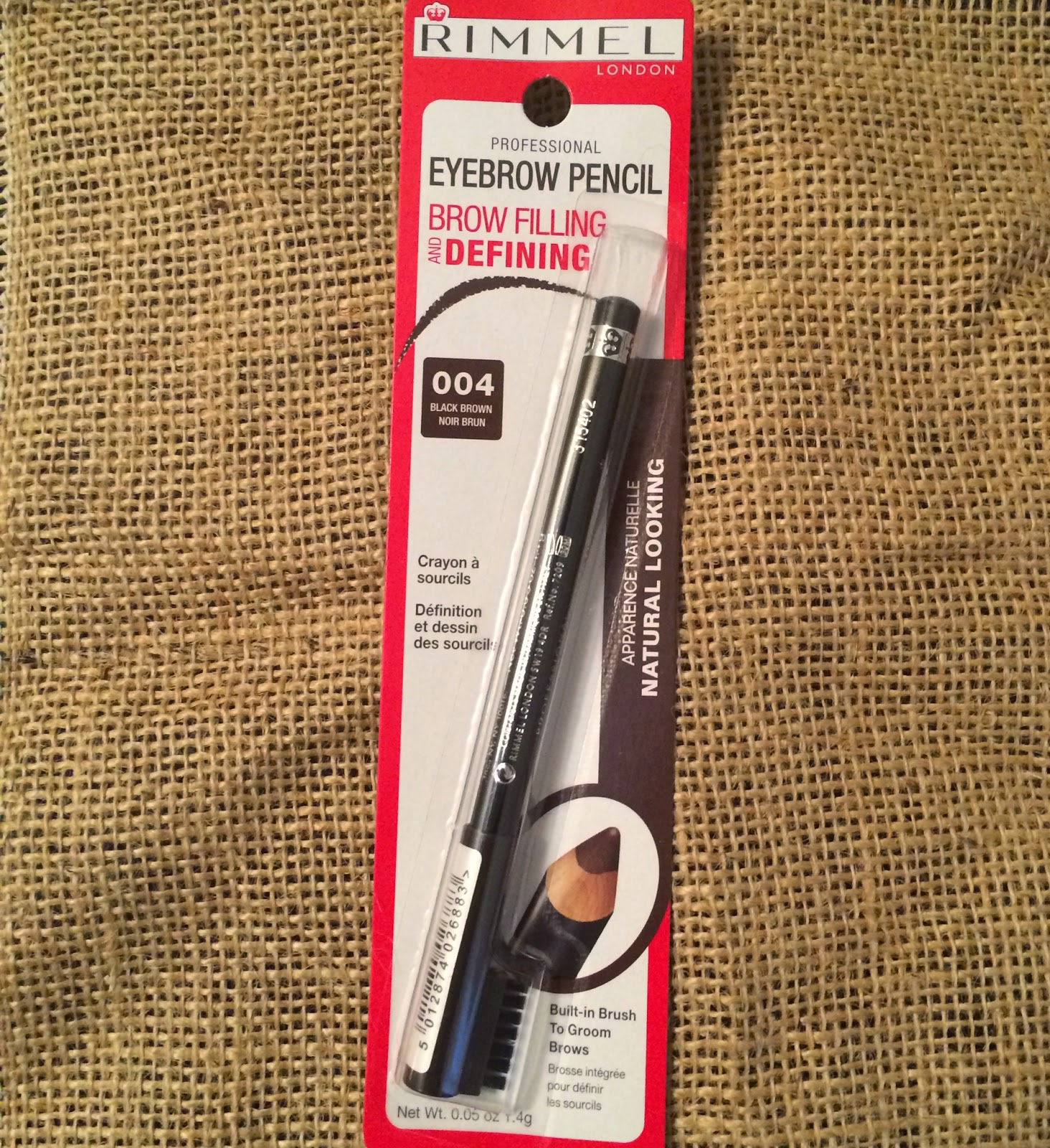 Rimmel London Professional Eyebrow Pencil Its Arkeedah Source