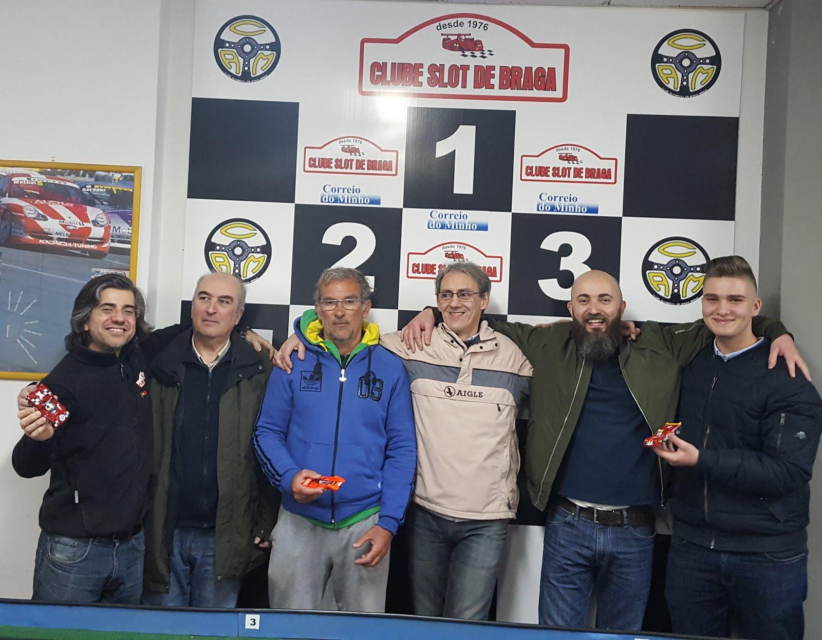 Campeonato Clássicos Le Mans Duplas 2017