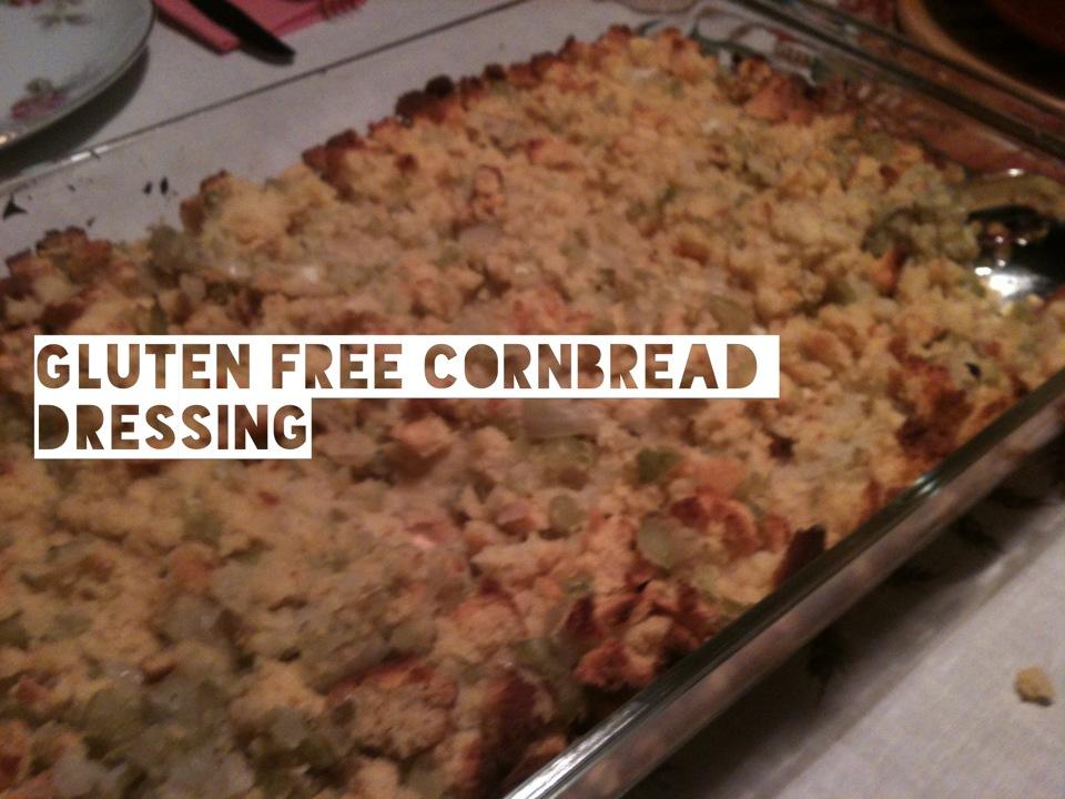 Gluten Free Katie: Gluten Free Cornbread Dressing