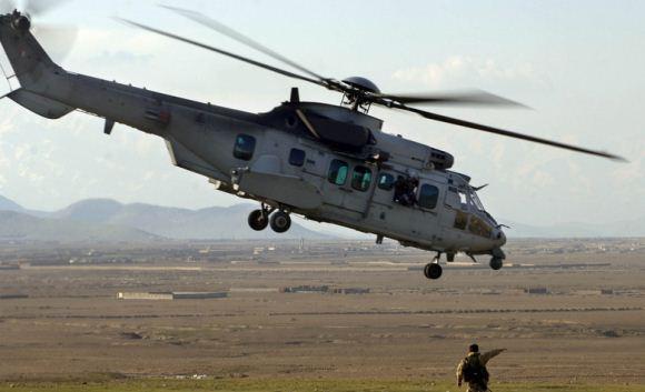 PT DI Produksi Helikopter Cougar