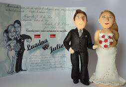 Biscuit para bolos de Casamento