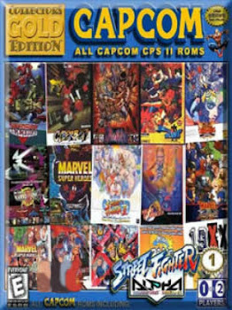 Capcom Arcade Collection  PC