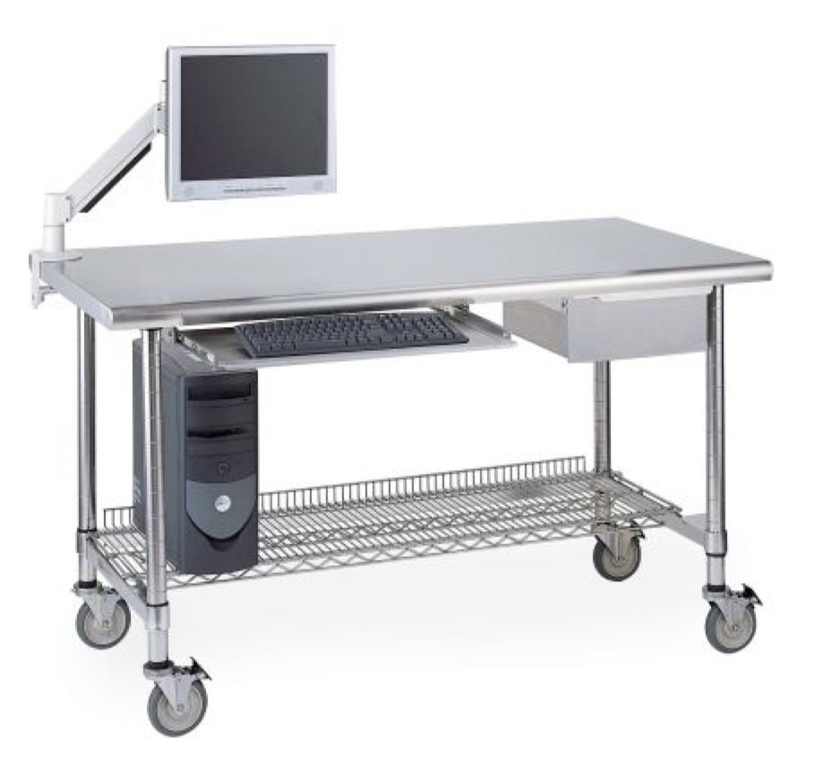 laboratory table Offering workbenches, height adjustable workbenches, including esd work benches, lab benches , pack benches and all types of production furniture.
