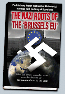 nazi roots book blue