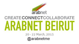 arabnet march 20-22
