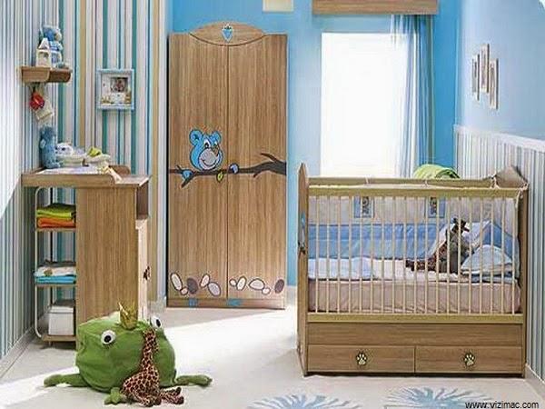 Des jolis Photos déco chambre pour bébé garçon