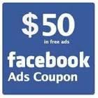 Kupon Voucher facebook $50 expired maret 2012