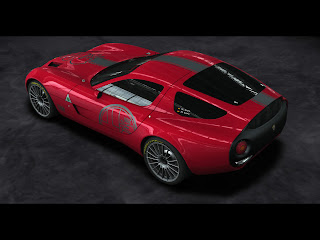 Alfa Romeo TZ3