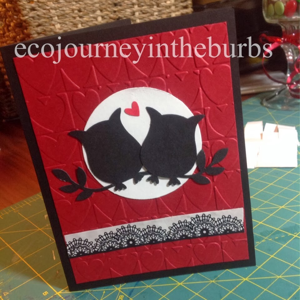 Eco Journey In The Burbs Diy Celery: Eco Journey In The Burbs: Card Making Fun
