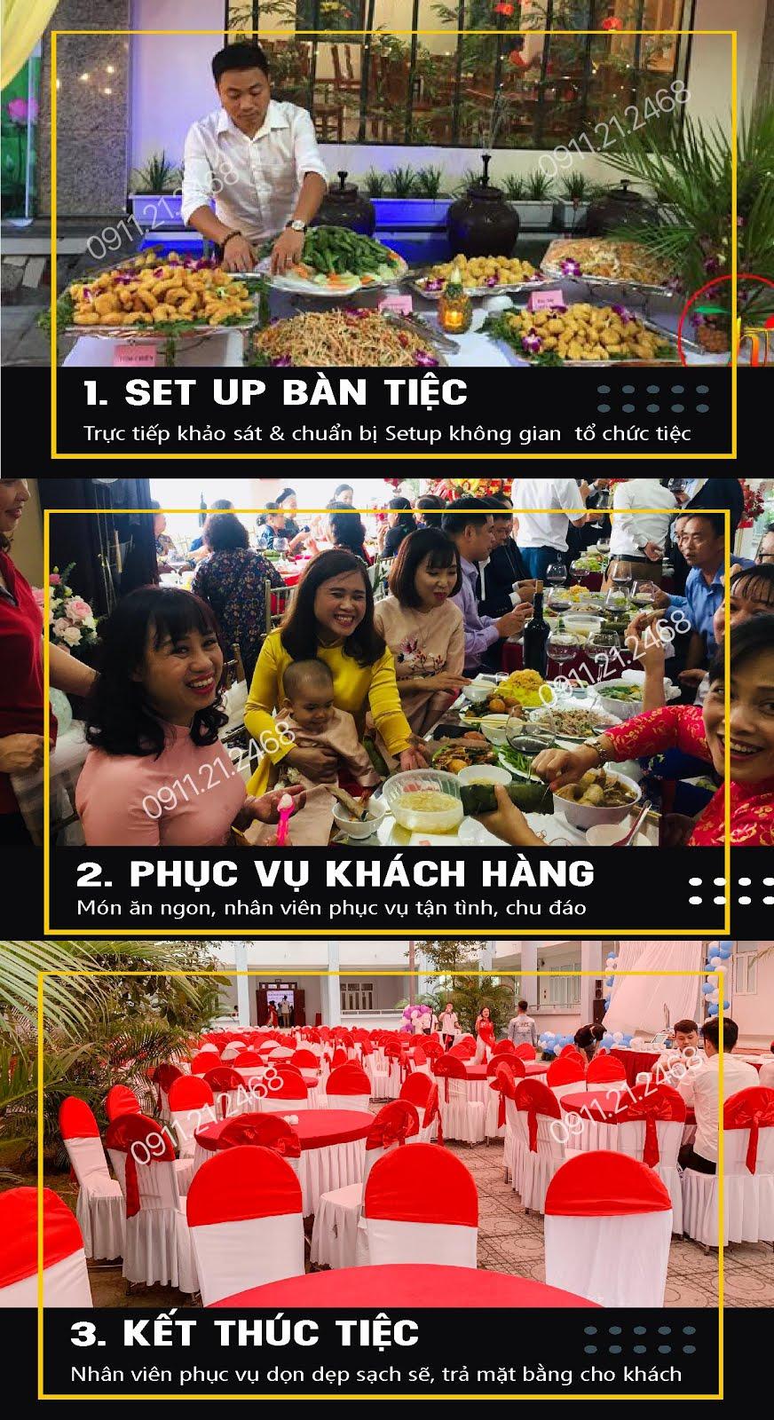 Dịch Vụ Hưng Thịnh Catering