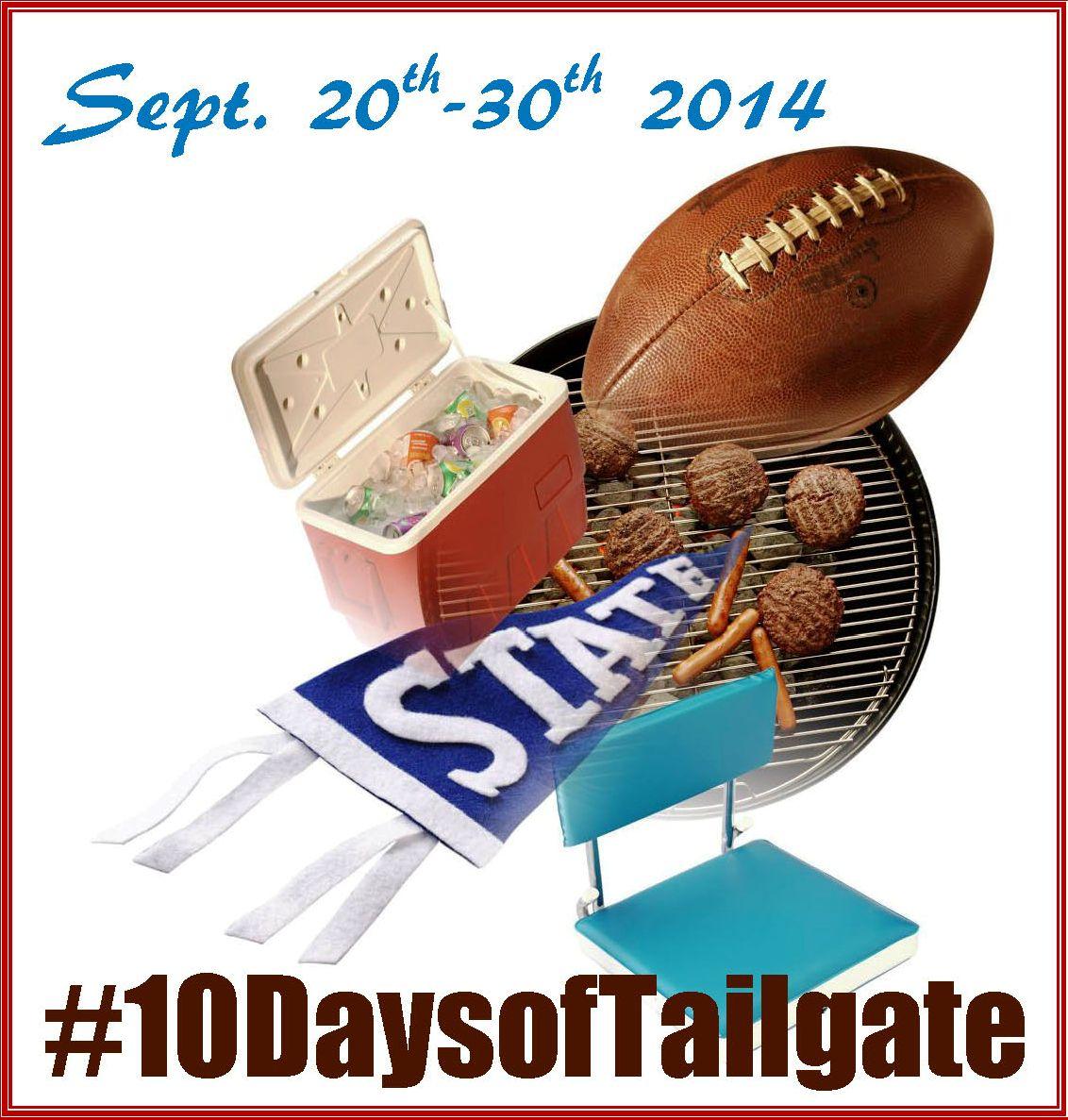 #10daysoftailgate: meet the bloggers - summer of summer scraps