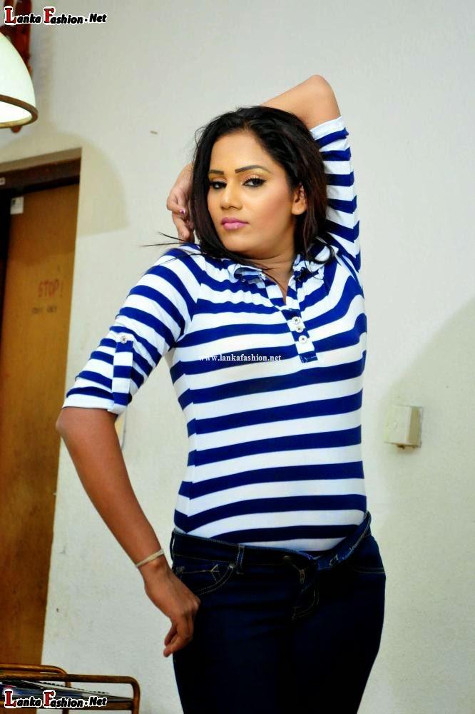 Sahni rajapaksha sl model