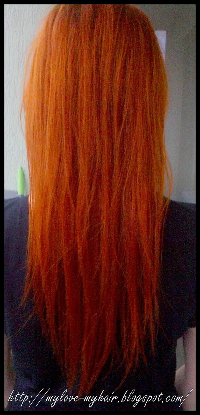 My Love My Hair Henna Do Wosw Z Aml
