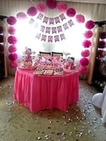 Begüm'ün Hello Kitty Temalı 6 Yaş Doğum Günü Partisi
