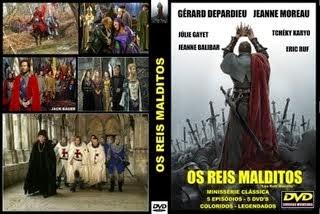 OS REIS MALDITOS - MINISSÉRIE COMPLETA