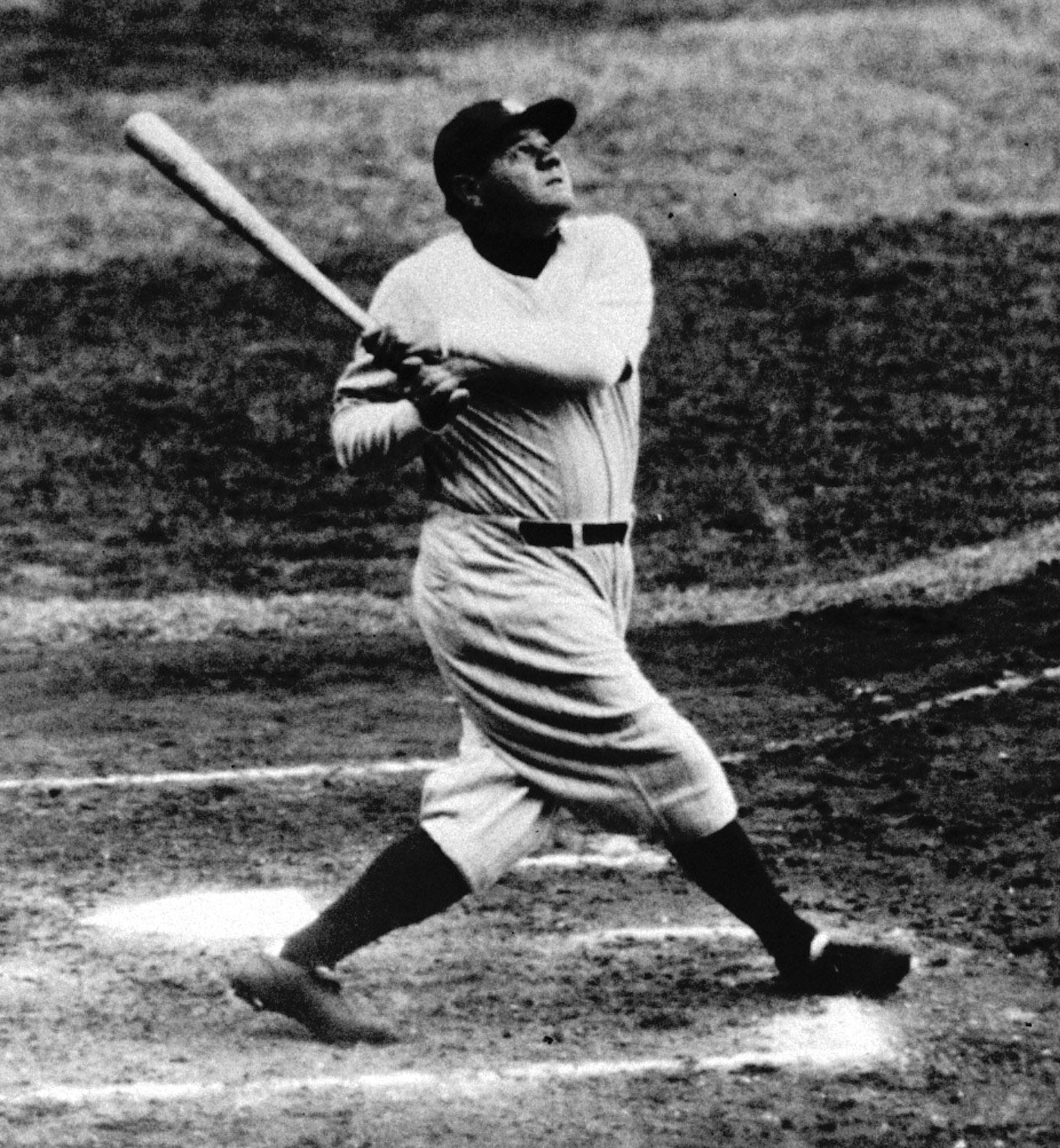 Babe Ruth's career numbers look likethis: Babe Ruth Yankees