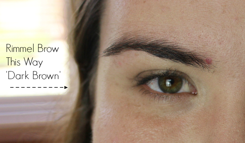 drugstore brow gel
