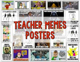 Teacher Memes posters download