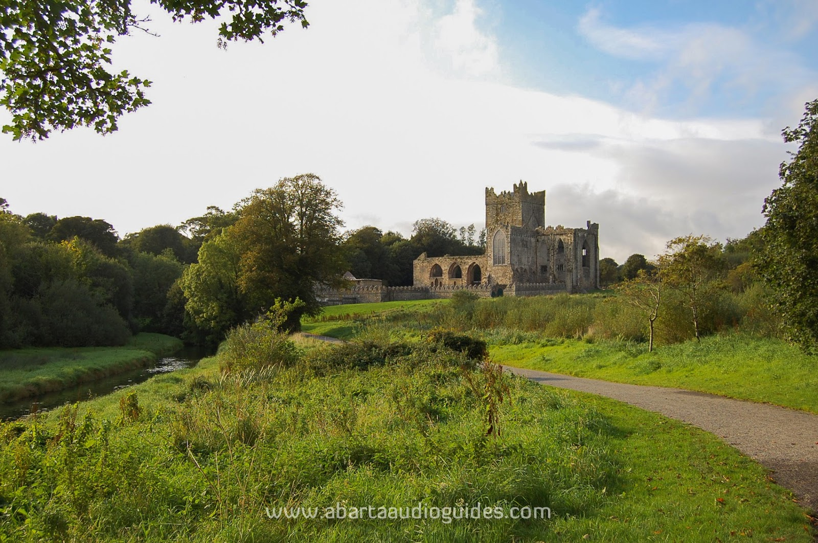 Tintern abbey county wexford time travel ireland for The wexford