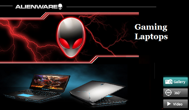 Dell Alienware Gaming Laptop Price in India