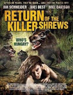 Return of the Killer Shrews (2012) Online